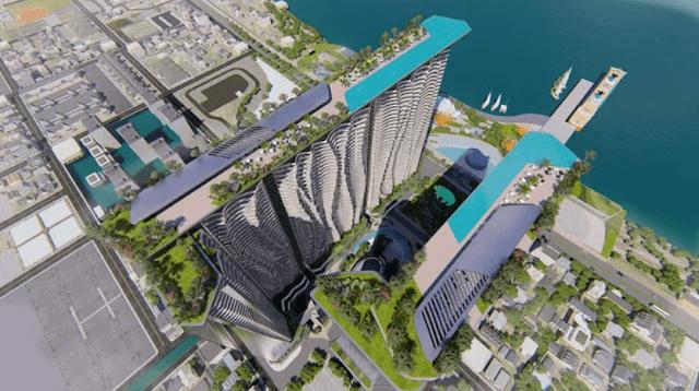 Siêu dự án Sunshine Marina Nha Trang Bay của SunGroup