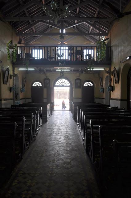 Chapel of Our Lady Church Daman Gujarat Travel Tourism Guide old town church beautiful