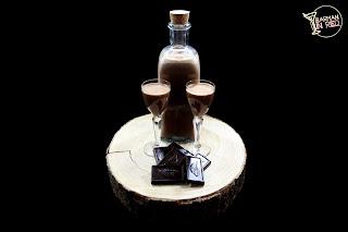 licor casero crema de chocolate