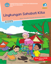 Buku tema 8 Siswa Kelas 5 k13 2017