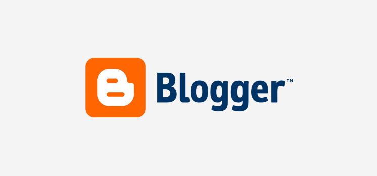 Platform blogging Blogger.com