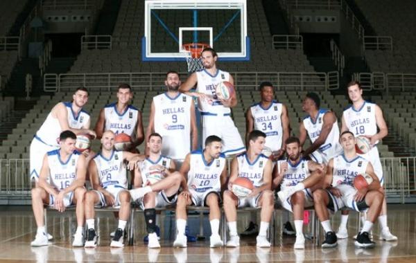 Τουρνουά Πάτρας: Το πρώτο τεστ της Εθνικής Ανδρών