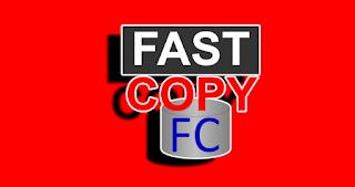 Download FastCopy 3.80 Versi terbaru