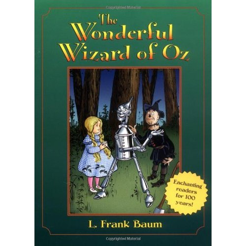 Book Critique on The Wonderful Wizard of Oz