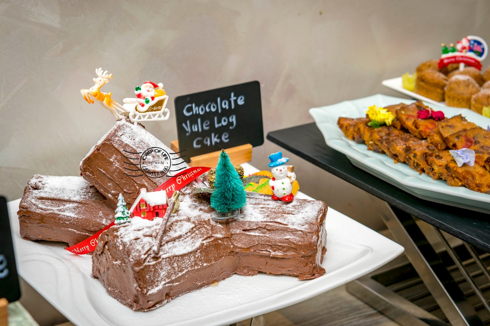 Christmas Month in Olive Tree Hotel 2019 - Festive Buffet Dinner Every Saturday