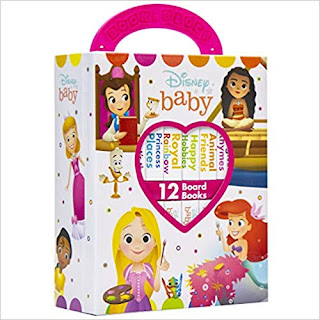Disney Princess baby gifts