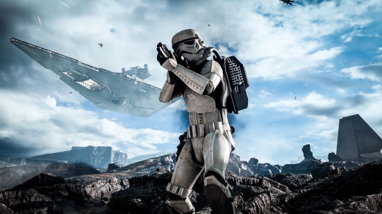 Star Wars Battlefront - Trooper EA - Full HD 1080p