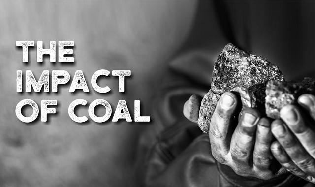 Effects of coal emissions on the environment