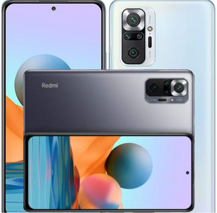 Xiaomi Redmi Note 10 Pro Phablet - Specs: 5Cam 108MP Main, 5020mAh Battery, 128GB/6GB Memory, Android 11, 6.67Inch, 8Core Snapdragon 732G, 4G, IP53 Water Resistant