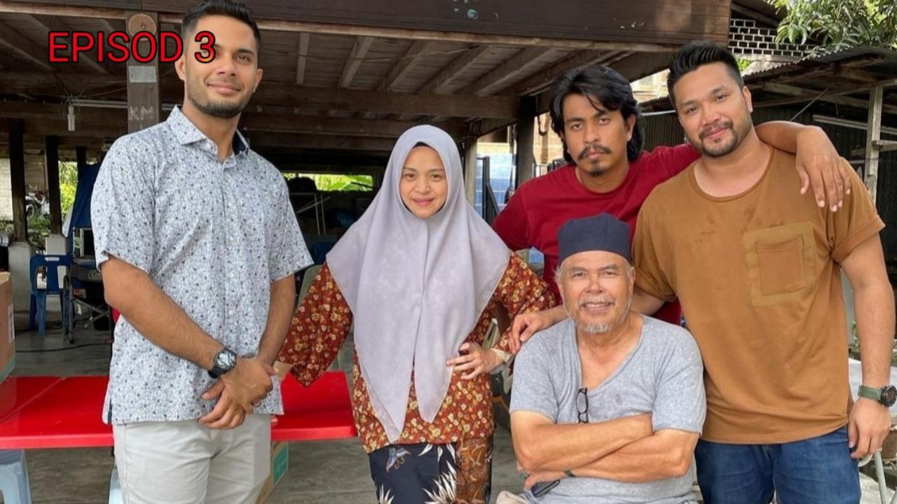 Tonton Drama Ayahanda Episod 3 (Lestary TV3)