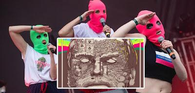 Conheça a banda punk feminista que veio ao Brasil e comparou Bolsonaro a um monte de lixo