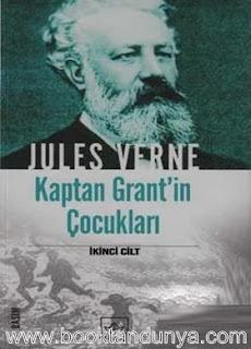 Jules Verne - Kaptan Grant'in Çocukları Cilt II