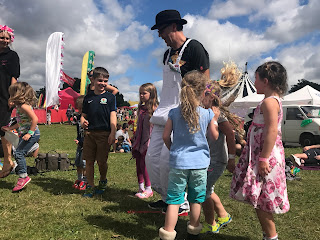 Children's Entertainment at Lakefest