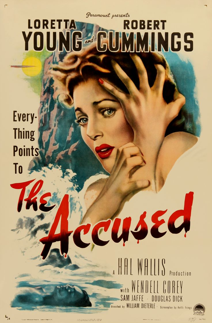 laura s miscellaneous musings tonight s movie the accused  tonight s movie the accused 1949 at the noir city film festival