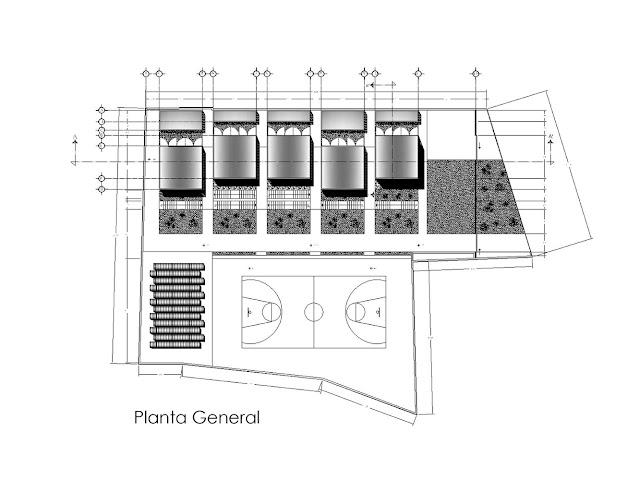 La Secundaria Valladolid - Modular Shipping Container School, Mexico 18