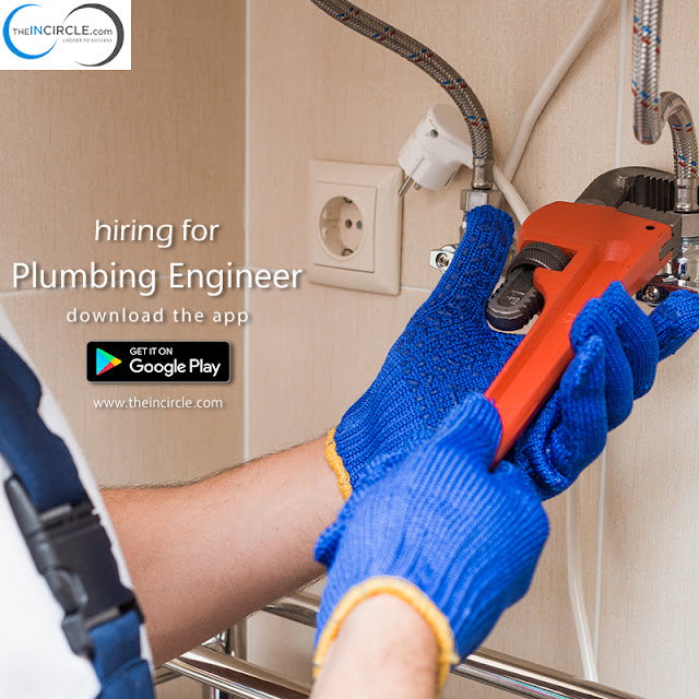 Plumbing Engineer Job