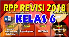 RPP Revisi 2018 Kelas 6 K13 Semester 2 Lengkap