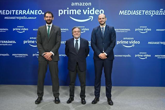 'La familia del baloncesto Español'  de Mediaset