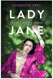 «Lady Jane» de Charlotte Grey