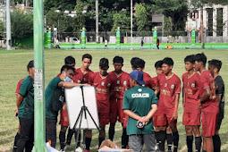 Laga Uji Coba Pra Porprov Luwu Gempur Pertahanan Saputra FC, Ini Skornya