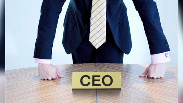 Menjad seorang CEO