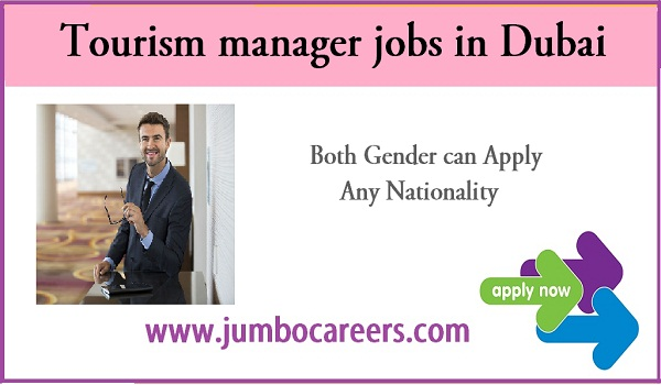 Dubai tourism jobs for Indians, Recent UAE jobs with salary,