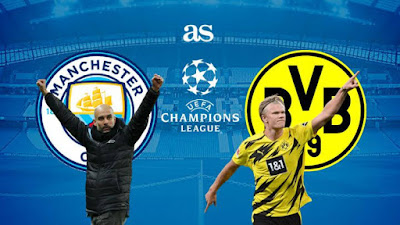 Manchester City vs Dortmund : Champions League Live Streaming