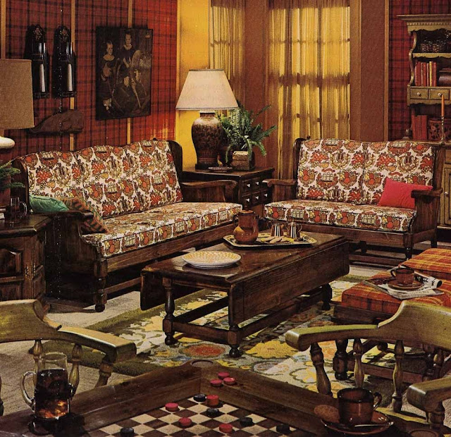 These Ugly Couches That Everybodys Grandparents Had in