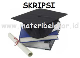 Struktur Cara Membuat Proposal Bab III Skripsi Lengkap Dengan Contohnya