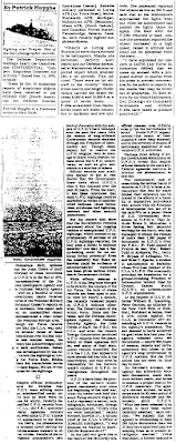 U.F.O. Files The Untold Story By Partick Huyghe (Pt 2A) - New York Times (10-14-1979)