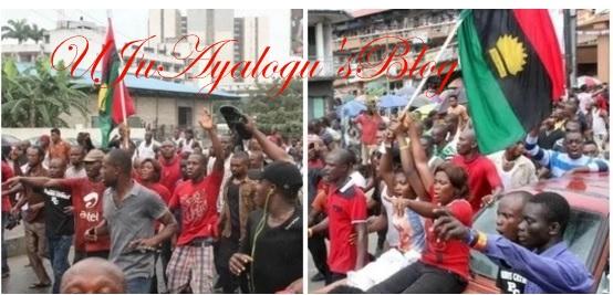 Calling for the break-up of Nigeria is shameful - Catholic Bishops send message to Biafra agitators