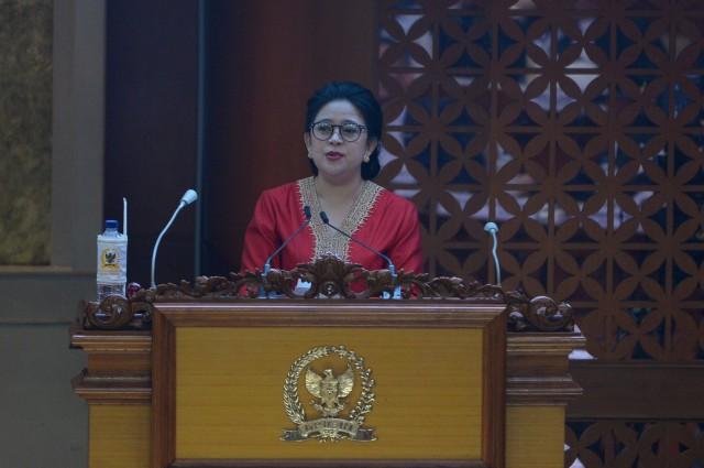 Puan Maharani Janjikan Kinerja Parlemen 2019-2024 Semakin Baik