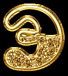 Золотой песок - алфавит (кириллица)