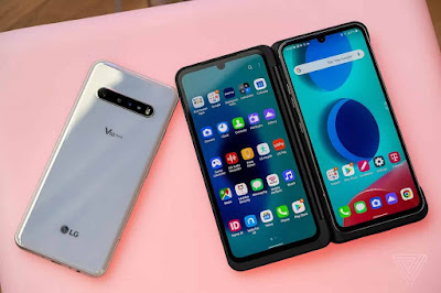 LG V60 ThinQ 5G phone price camera specifications Best 5G phones India in 2020