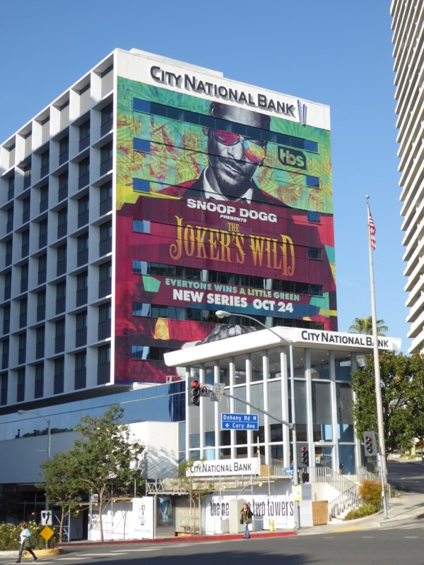 Snoop Dog Jokers Wild billboard