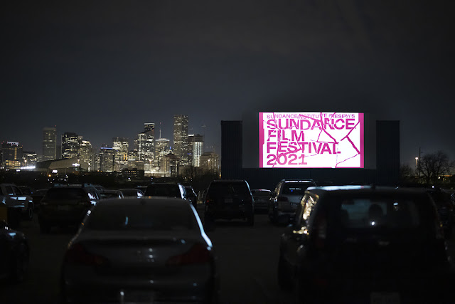 The Moonstruck Drive in Houston