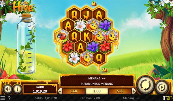 Main Gratis Slot Indonesia - The Hive Betsoft