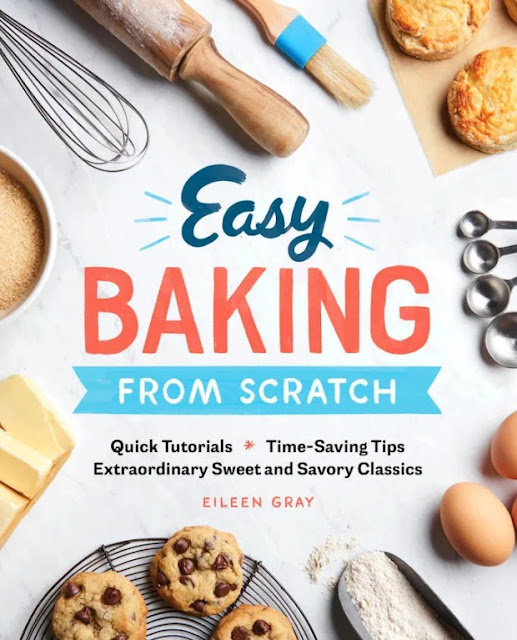 Easy Baking From Scratch Book Review