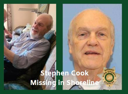 Missing People Christmas 2020 Shoreline Area News: Missing person   Shoreline