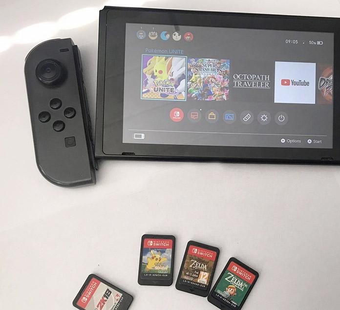 Fun Summer Giveaway: Nintendo Switch Lite!
