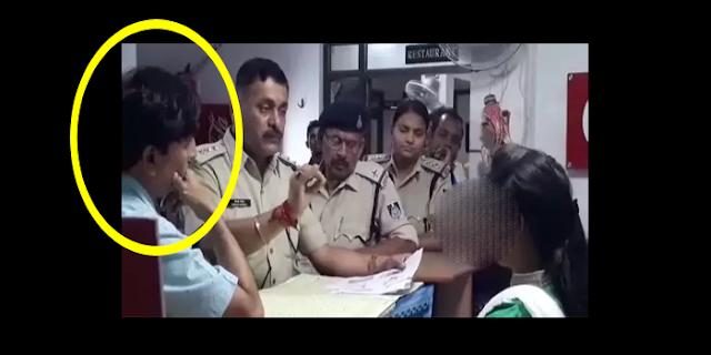 पुलिस ने सुकून होटल में छापा मारा, अंदर डिण्डोरी तहसीलदार मिले | JABALPUR MP NEWS