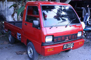Mitsubishi Jetstar Pick Up