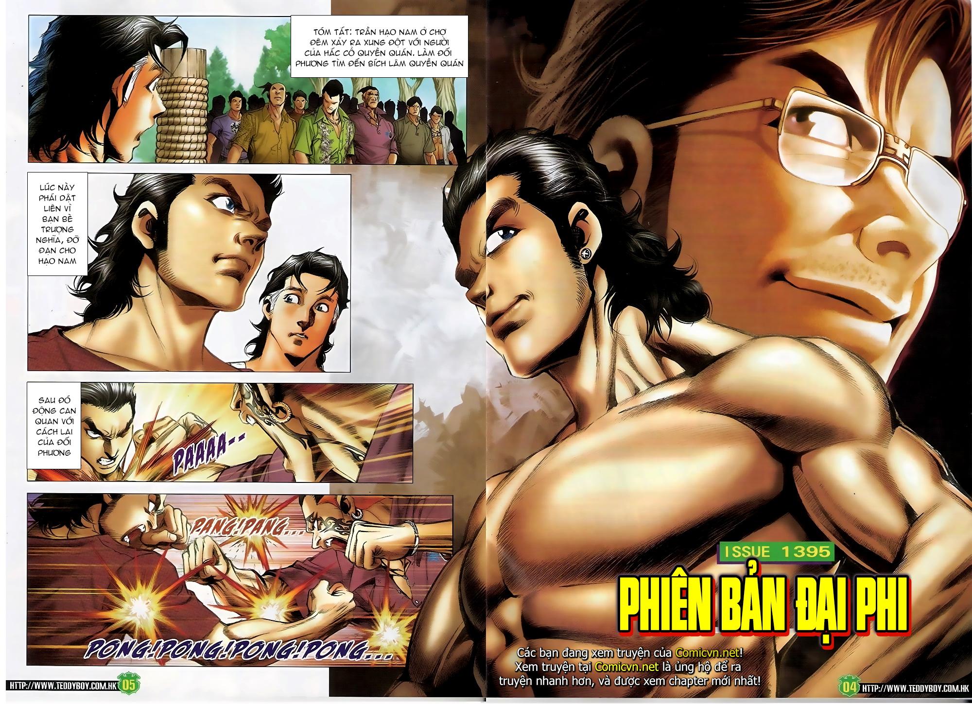 Người Trong Giang Hồ - Chapter 1395: Phiên bản Đại Phi - Pic 2