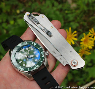 Sanrenmu 9305 and SteelDive SD1971 dive watch