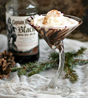 Spicy Black Mudslide