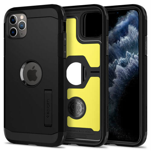 Spigen Tough Armor iPhone 11 Pro Max shockproof shell