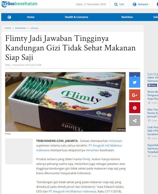 flimty di media indonesia
