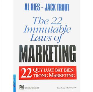 22 Quy Luật Bất Biến Trong Marketing (Tái Bản) ebook PDF EPUB AWZ3 PRC MOBI