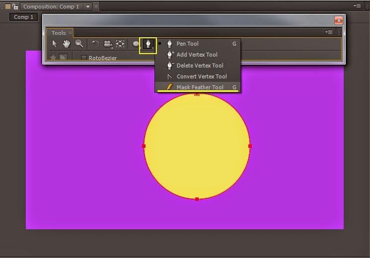 AE Mask 101:Mask Path editing skills AE 遮罩路徑編輯技巧