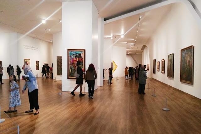 Museum MACAN, Tempat Wisatanya Kaum Millenials